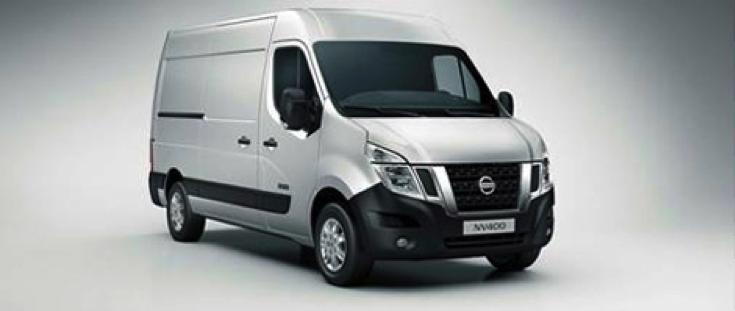 Nissan bestelwagen